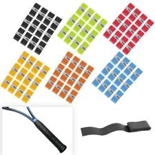 12Pcs Anti-slip Tennis Badminton Racket Sweatband Handle Stretchy Grip Tape