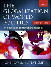 The Globalization of World Politics: An Introduction to International Relations