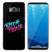 Case Cover For Samsung Galaxy S6 S7 Edge S8 S9 Plus Bitch Please Or Trick Please