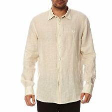 Fred Perry Mens Shirt 30202311 7001, Beige
