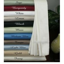 Au Single Size Home Bedding Sheets 1000tc 100%Egyptian Cotton Select Your Item