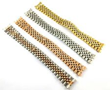 20mm Stainless Steel Watch Strap Fit For Rolex Datejust CL5 72200-116200 Watches