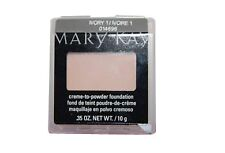 Mary Kay Creme-To-Powder Foundation * Ivory 2 * New * Discontinued Product