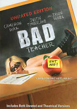 Previously Viewed -Bad Teacher (Unrated Edition) DVD -Cameron Diaz