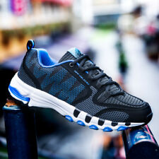 Men Big Size Running Shoes Fashion Sneakers Breathable Soft Walking Casual Shoes