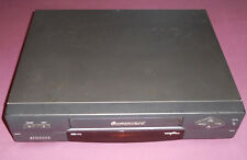 Samsung VCR Video Cassette Recorder 4 Head HiFi VHS Player Model VR8756