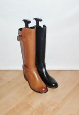 NEW Clarks womens MARA VALE GORE-TEX leather riding boots size 4 waterproof