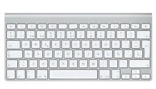 Apple Wireless Keyboard with Bluetooth - Silver (Certified Refurbished), New