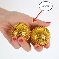 Acupuncture Ball Magnetic Hand Palm Pain Relief Massage Stimulation Needle Care