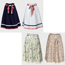 Womans Skirt Size 14 12 10 8 Ladies Summer Skirts Holiday A-Line NEW 1/2 Pack