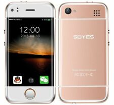 SOYES 6S Worlds Smallest Android Mobile Baby Smartphone Dual Sim NEW HOT