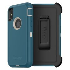 OtterBox Defender Series Phone Case for iPhone X Multiple Colors New