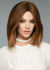 BARBARA Remy Human Hair Wig by WIG PRO *ANY COLOR* Mono-Top, Shoulder-length NEW
