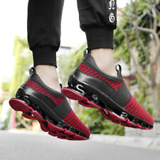 Men's FASHION Blade Running Sport Shoes Big Size Breathable Walking Casual Shoes
