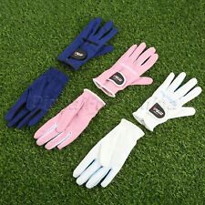Microfiber Women Golf Gloves Anti Skid Gloves Professsion 1Pc Adjust Breathable