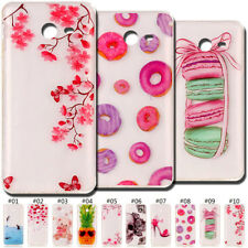 For Samsung Rubber Soft Skin Shockproof Case Silicone TPU Protective Cover Back
