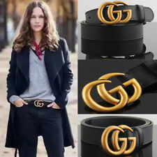Women's Genuine Leather Belts Men's Genuine Leather Belts GG Belts For Pants