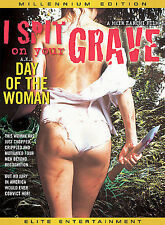 I Spit on Your Grave DVD, 2002, Millenium Edition) Great Condition Free Shipping