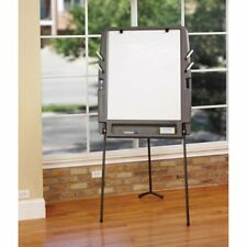 Iceberg Collaboration Easels Portable Flipchart Easel with Dry-Erase Surface