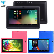 7inch Google Android 4.4 Quad Core Tablet PC 1GB+8GB Dual 0.3M Camera Wifi BT