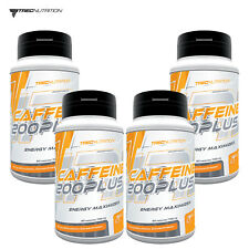 CAFFEINE PURE - Pre-workout Energy Booster - Supports Fat Burning Weight Loss