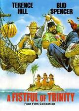 A Fistful of Trinity Four-film Collection DVD, Bud Spencer,Terrence Hill, Variou
