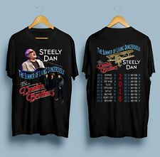 Steely Dan The Doobie Brothers The Summer Of Living Dangerously Tour 2018 TShirt