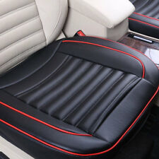 3D Universal Car Seat Cover PU Leather Protector Pad for Auto Chair Cushion