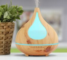 Soothing Humidifiers Essential Oil Diffuser Cool Mist Aromatherapy Air Purifiers