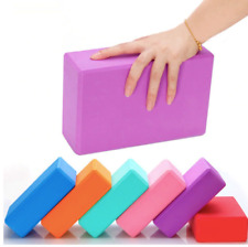 Yoga Fitness Block Foam Brick Sports Pilates Gym Workout Exercise Stretching 1PC