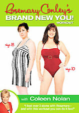 Rosemary Conley: Brand New You Workout With Coleen Nolan DVD (2007)NEW SEALED