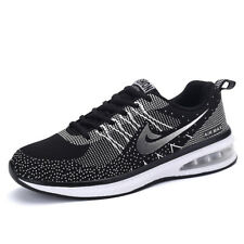 Fashion Men's Casual Running Shoes Breathable Walking Training Athletic Sneakers