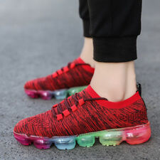 Men's Air Running Shoes Vapormax Flywire Sports Flyknit Athletic Outdoor Sneaker