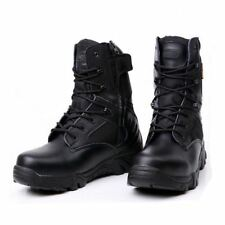 Men Military Boots Quality Special Force Tactical Desert Combat Ankle Army Shoes