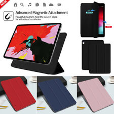 Magnetic Smart Case  Attachment Auto Sleep/Wake Cover For iPad Pro 11 Stand Case