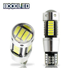 T10 W5W LED bulb 4014 30SMD Canbus Dome Map Interior License Plate Light 194 158