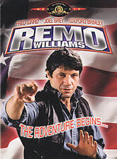 Remo Williams: The Adventure Begins DVD - Fred Ward - Brand New, Sealed and OOP