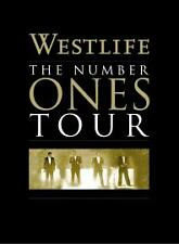 Westlife - The Number Ones Tour (DVD, 2005) NEW SEALED