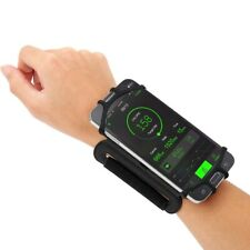 Running Phone Wristband Rotatable 180 Degree Wrist Strap Jogging Cycling Case