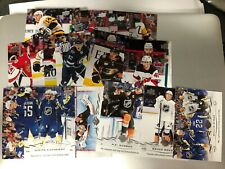 2018-19 SP Authentic Hockey Update U Pick From List #501-529 Young Guns Allstar+