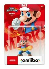 amibo MARIO Super Smash Bros Series Nintendo Switch 3DS Wii U NS from Japan