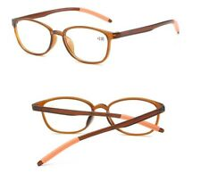 Flexible Reading Glasses Mens Womens LightWeight Readers 1.0 2.0 3.0 1.5 2.5 3.5