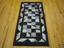Kuhfell Teppich / Patchwork Cowhide Rug : Cupido 372