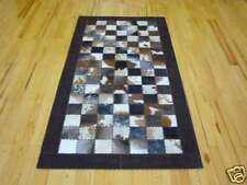 Kuhfell Teppich / Patchwork Cowhide Rug : Cupido 375
