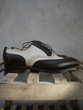 Melly Co-Respondent Shoes by Alfred Sargent – Made in UK – Sizes UK 8/8.5/9/9.5
