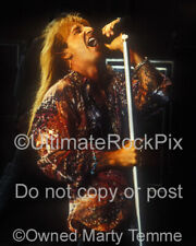 JACK RUSSELL PHOTO GREAT WHITE Concert Photo in 1992 by Marty Temme 1D