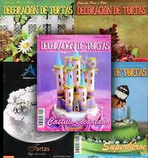 CAKE DECORATING books Argentina