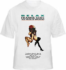 Frankie Goes to Hollywood T-shirt Relax Rare FGTH Art T