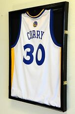 NCAA NBA Basketball Jersey Display Case Cabinet 98%UV L