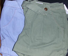 NWT JUNIORS SHORTS WITH ADJUSTABLE REMOVABLE STRAPS